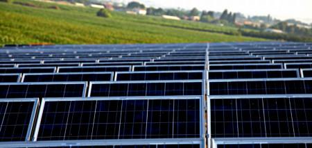 Medium size solar energy system – Moshav Timorim