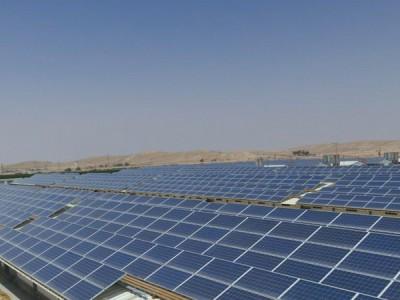Medium size solar energy system – Kibbutz Mashabei Sade