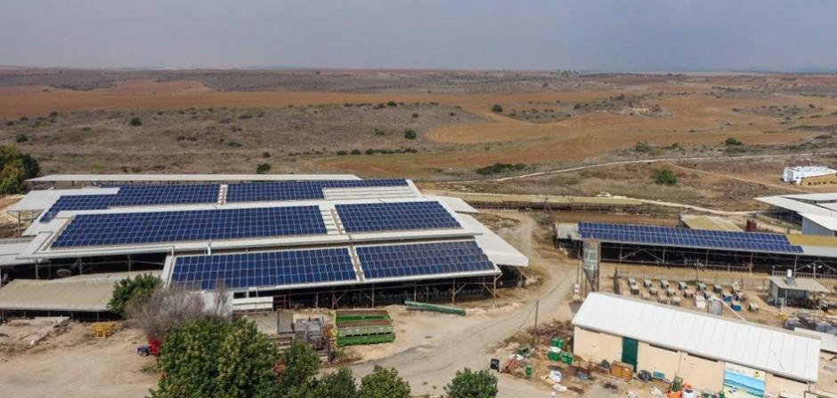Net Metering Solar Energy System – Gal-On – 350 KWP