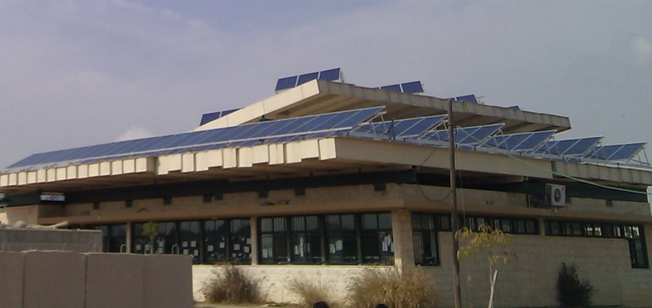 Commercial systems – Public Library Sderot