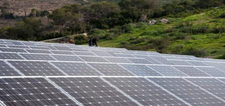 Medium size solar energy system – Kibbutz Nir Etzion